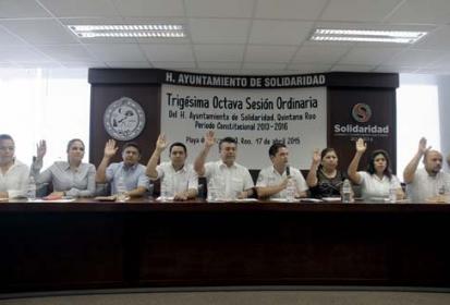 """Aprueba Cabildo de Solidaridad participación en el programa """"Vivienda Digna"""""""
