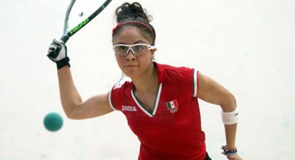 Paola Longoria buscará octavo título de la temporada