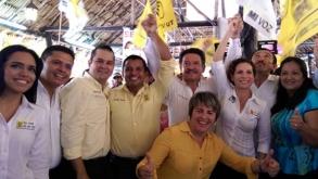 Por México con justicia social: Sergio Flores