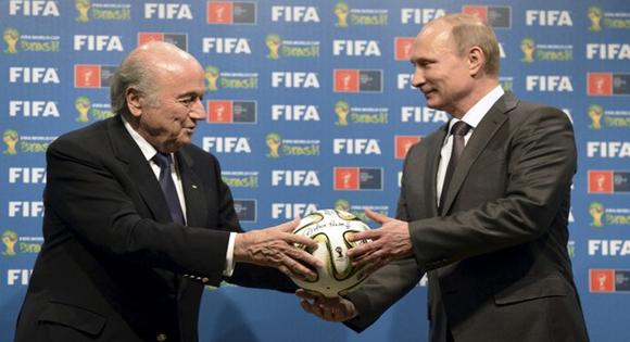 Acusan a EU de intentar evitar que Rusia realice Mundial de 2018
