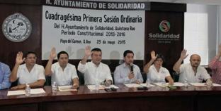 Mauricio Góngora garantiza más accesos a playas públicas