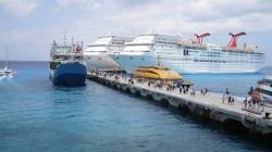 Arribarán 51 mil cruceristas a Quintana Roo esta semana