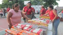 Reactivan Reciclando Basura por Alimentos en Tulum