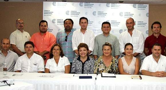 Presenta CCE de Cozumel su nueva imagen y reglamento