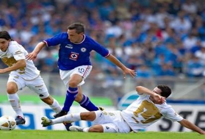 Cruz Azul se medirá con Pumas en semifinal de Copa Socio MX
