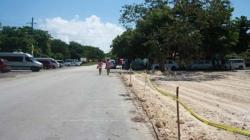 Avanza la obra de rehabilitación de la zona arqueológica de Tulum