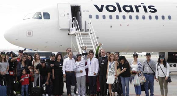 Inauguran vuelo Cancún-Puerto Rico