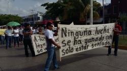 Reporta la Secretaria de Educación baja ausencia magisterial por marchas
