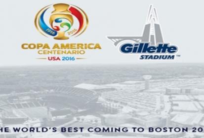 Anuncian sedes para Copa América Centenario 2016