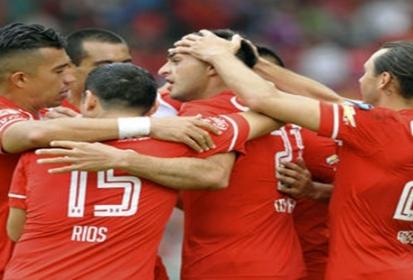 Pumas, Toluca y Puebla son los invitados por México a la Copa Libertadores