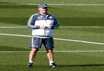 Real Madrid con elevada confianza; Benítez dice que son favoritos
