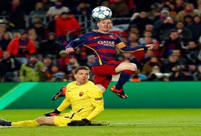 Messi y Suárez comandan aplastante goleada del Barcelona