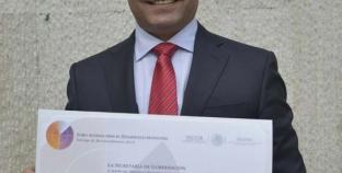 Reconoce la Secretaría de Gobernación el gobierno de Mauricio Góngora