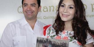 """Daniela Vara rinde homenaje al estado en su libro """"Quintana Roo para ti"""""""