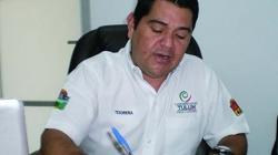 Cabildo de Tulum aprueba ley de ingresos 2016: Oscar Conde Canto