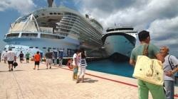 Quintana Roo rompe récord con el arribo de 3 millones de cruceristas