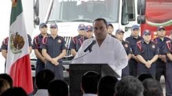 Inauguran estación del H. Cuerpo de bomberos de Tulum