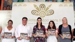 """Realizan la presentación del libro """"Quintana Roo para ti"""""""
