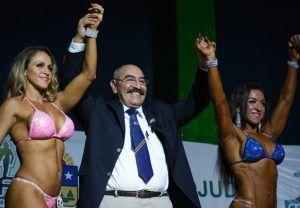 Sebastián Muñoz, presidente de la AQFF, se anotó un nuevo éxito con el 'Mr. Cancún 2016'.