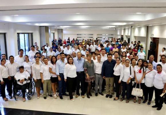 Toman Protesta nuevos integrantes del Comité Municipal Ricardo Flores Magón
