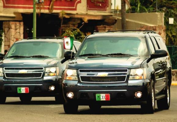 5cdd5f58e Gobierno federal gasta 800 mdp en autos blindados – La Pancarta de ...