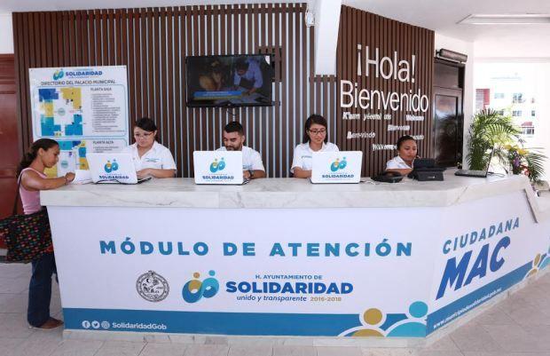 Inaugura Solidaridad Un Nuevo Módulo De Atención Ciudadana